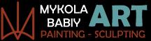 Mykola Babiy Artist Painting Metal Sculpture Wood Carving